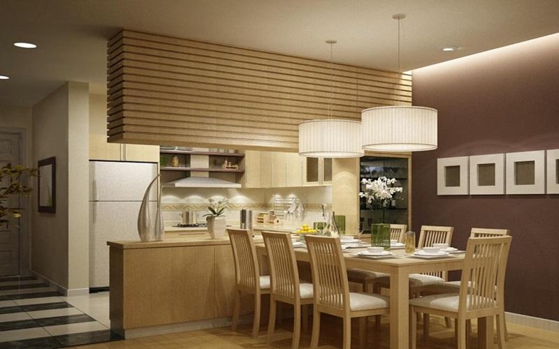 Trọn vẹn quy trình thiết kế nội thất phòng ăn như trong mơ
