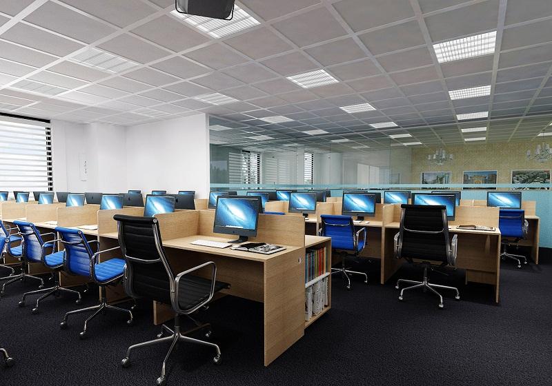 Lắp ráp máy tính bàn cho văn phòng