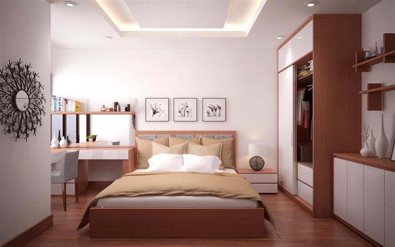Lý do nên chọn giường ngủ đôi cho phòng ngủ của bạn
